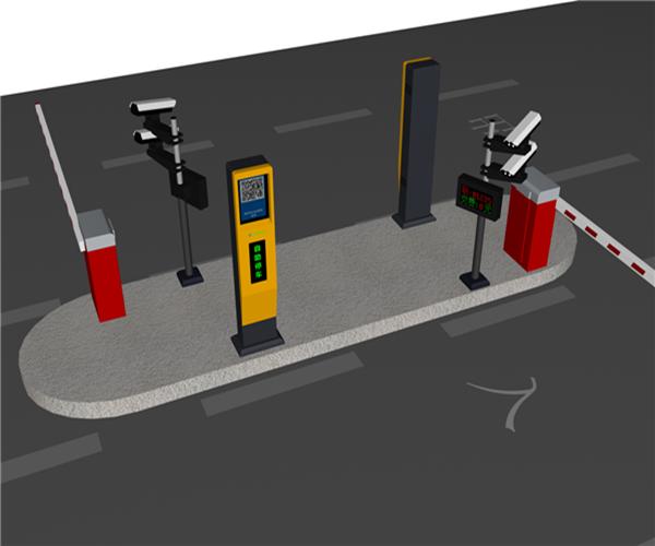 武汉停车场系统结合车牌识别进入新的管理模式