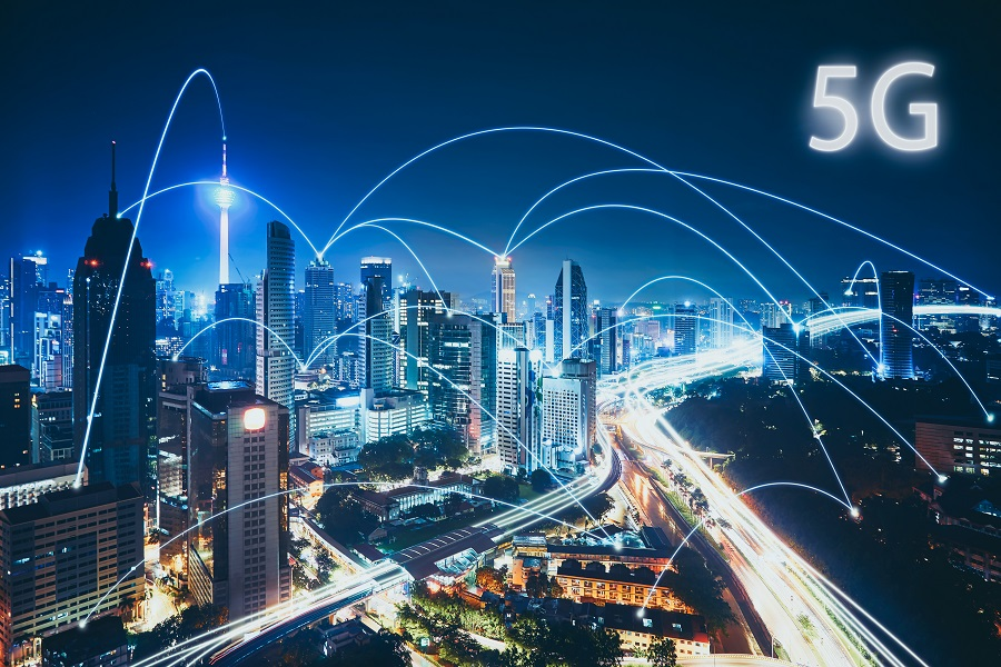 5G,数字化转型,5G,智能工厂