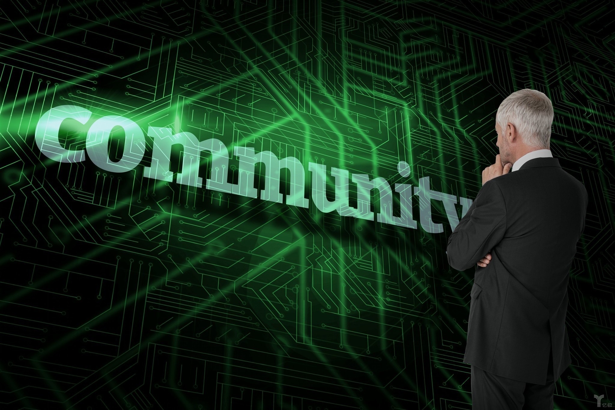政府助力智慧社区建设