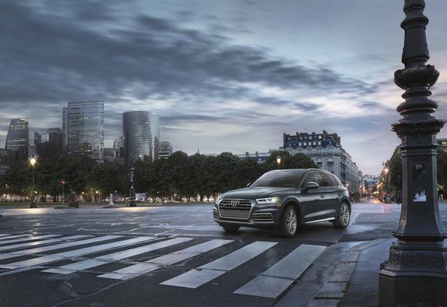 奧迪采用射頻識別閱讀器 跟蹤車輛位置/提高工作效率