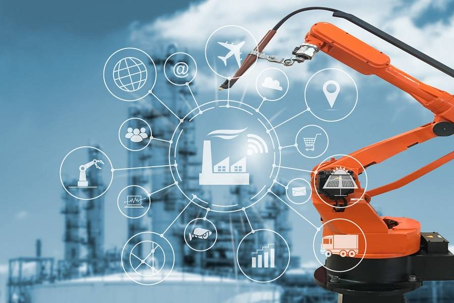 智能制造,离散制造业,物联网,智能制造,大数据