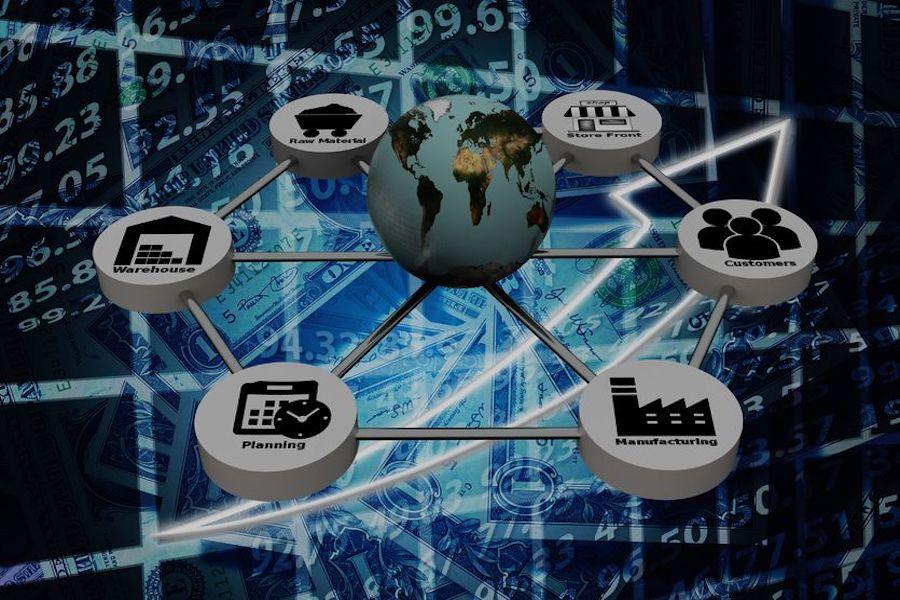 供应链,工业品,工业互联网,移动互联网,制造业,物联网