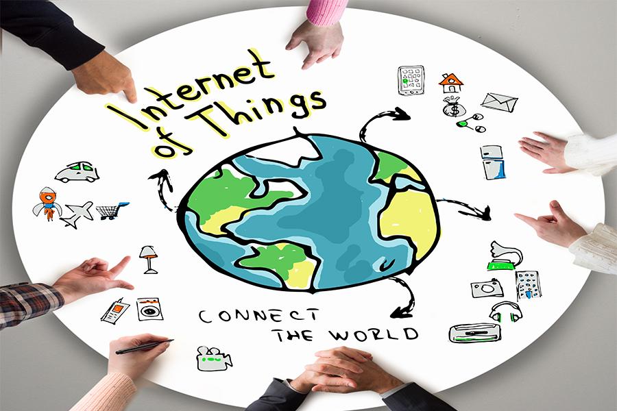 物联网,物联网,亚马逊,微软,谷歌