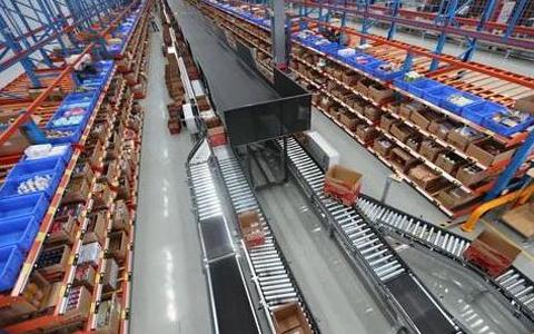 "RFID物流分揀技術讓每一各貨物快速找到各自的""家""!"