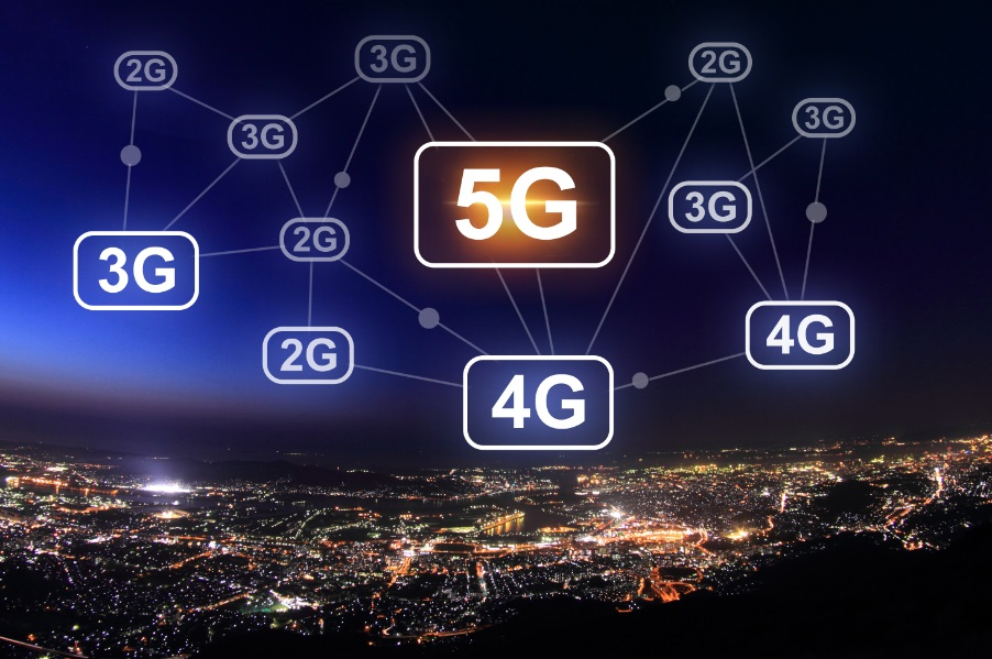 5G,5G芯片,5G基站,终端