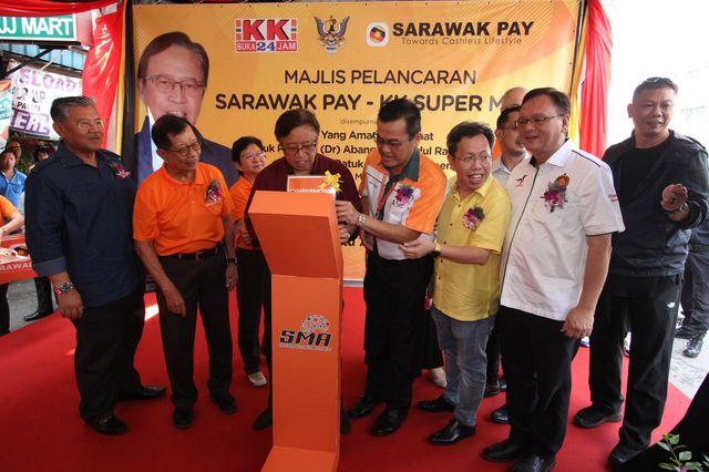 Sarawak Pay与中国银联签署协议 进军中国