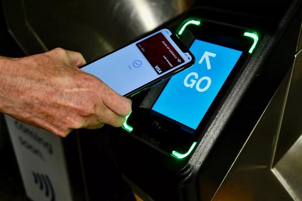 5月31日起 Apple Pay可用于搭乘纽约市的MTA交通系统
