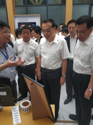 李克強總理親臨悅和科技為中國芯打氣  ——訪悅和科技CEO劉健先生