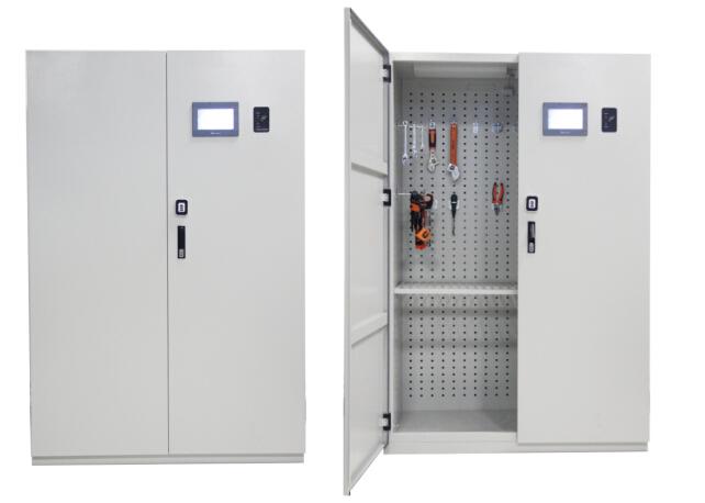 RFID智能工具柜/箱及智能工具车解决方案
