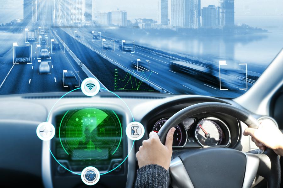 自动驾驶,无人驾驶,智慧交通,智慧城市