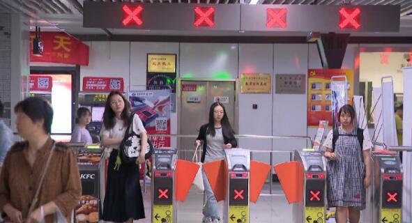 蘇州與無錫地鐵實現二維碼互聯互通