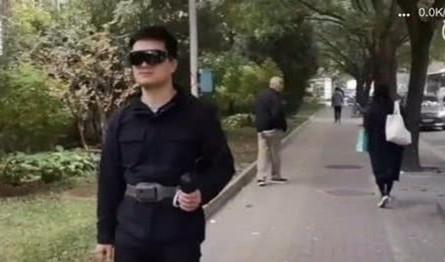 """""""助盲智能眼镜""""配备视觉、图像传感器 具备三维感知功能"""