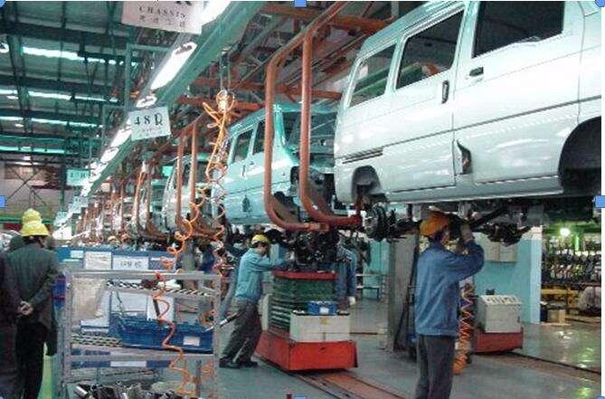 RFID技術產品在制造工業中的應用方案