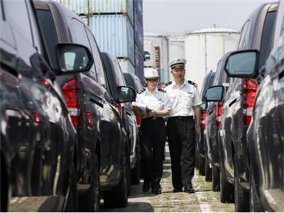 南京海关优化服务,助汽车平行进口保税仓储业务平稳发展