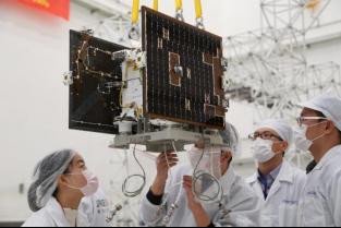 上海欧科微航天科技有限公司 参展新闻982.png