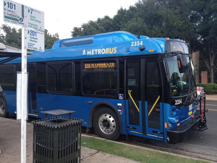 奥斯汀公交系统计划支持NFC手机乘车