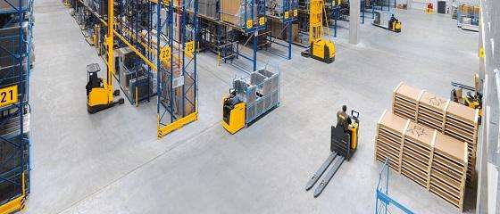 RFID手持终端设备让仓储物流管理加快信息化建设