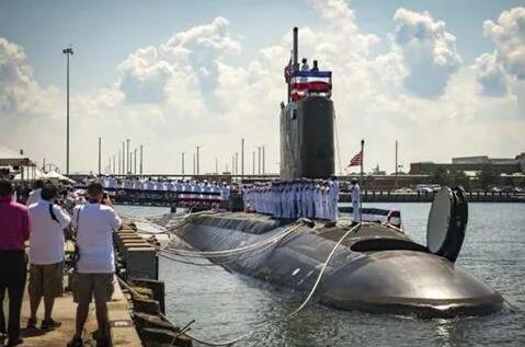 美国正在研发新型声音传感器技术,将用于水下核潜艇中。彩票网站套现