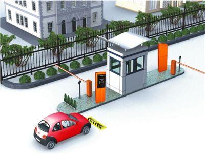 RFID停车场管理