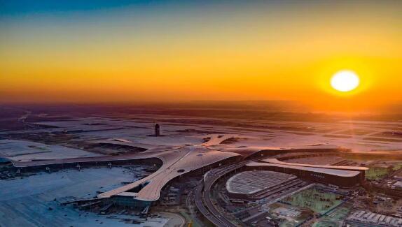 大興機場全國率先使用超寬帶技術,室內定位精度達10cm