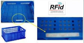 RFID周转箱物流