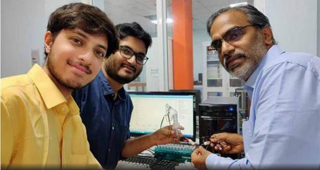 国外研发纳米纤维传感器 可监测呼出气体中的化学活动