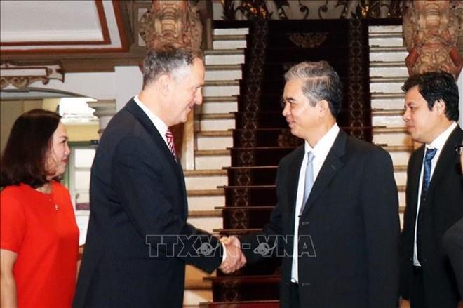 胡志明市和Visa合作建立在线支付系统