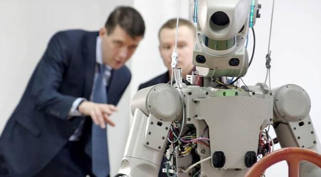 俄罗斯发射内置特殊传感器的太空救援机器人