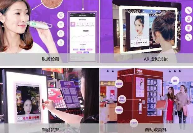 RFID技术助力美妆零售行业掀起新浪潮