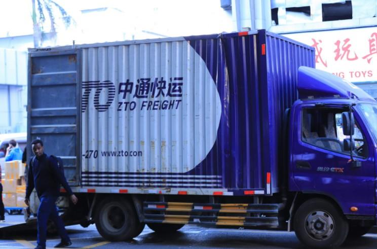 中通快递测试自动驾驶货车 全程无人接管_物流_电商报