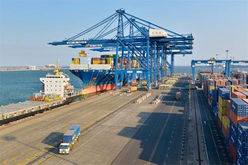 RFID技術打造智慧港口碼頭