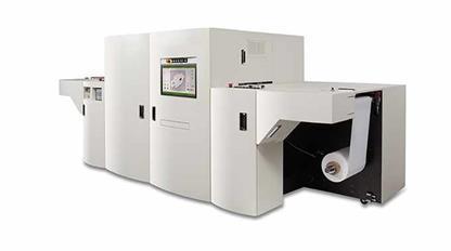 宫腰推出新的喷墨标签印刷机