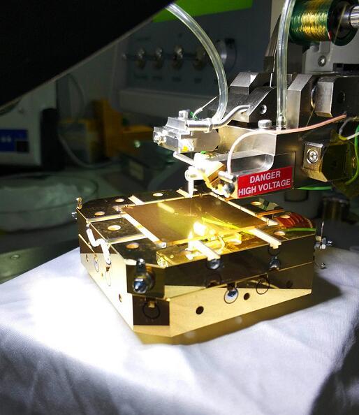 航天510所引力参考传感器实现在轨应用