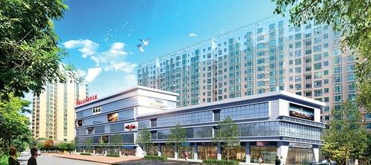 惠州首个智慧共享立体停车楼开建