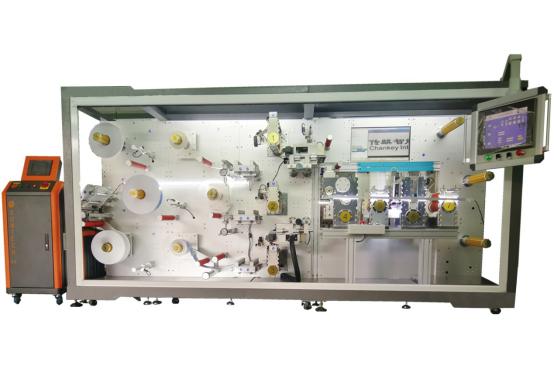 傳麒智能 IOTE2020 物聯網展蘇州站  RFID吊牌專用復合機