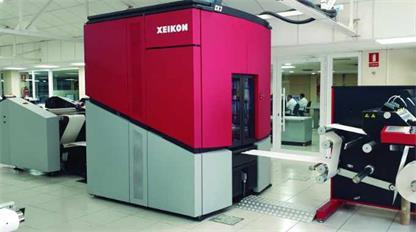 足彩500彩票投注,Argraf安装赛康数字印刷机