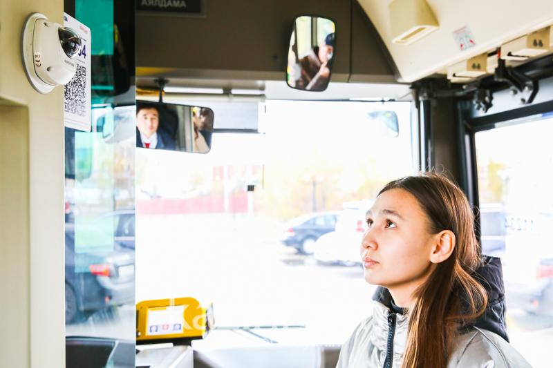 哈萨克斯坦公交引入人脸支付 使用中国摄像头