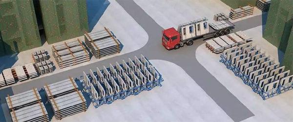 RFID建筑物品仓储技术让管理更简单