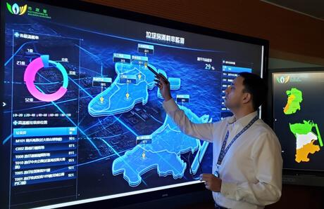 澳门垃圾房安装传感器实时监测和收集数据