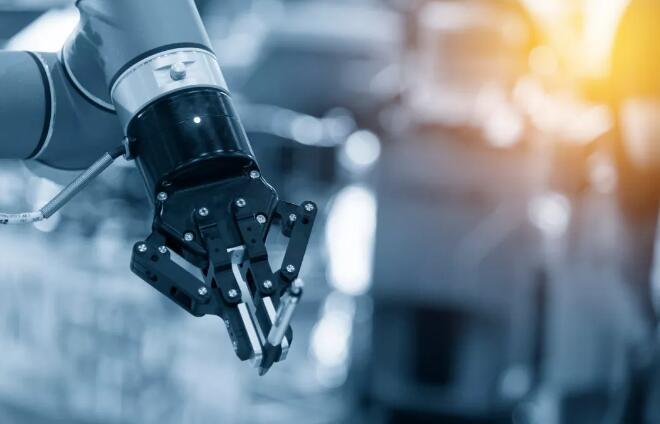 力觉传感器让国产工业机器人实现双重安全保护