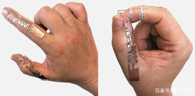 加拿大学者研制出RFID计算机手指可穿戴输入设备