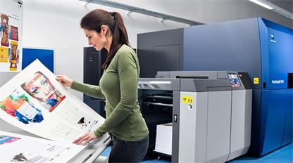 柯尼卡美能达在斯洛文尼亚开设印刷展示中心