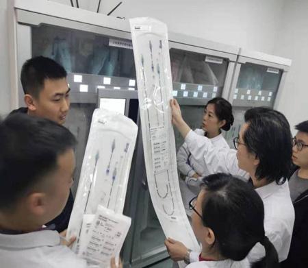 华西第二医院心血管手术室正式启用RFID智能柜