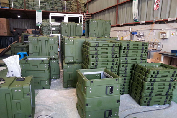 RFID技术助推部队战略物资实现军事化管理!
