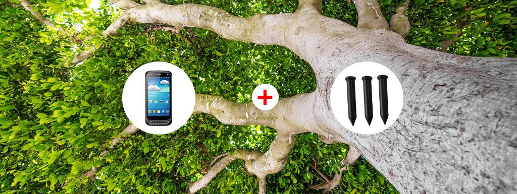 RFID技术在古树名木管理中的应用