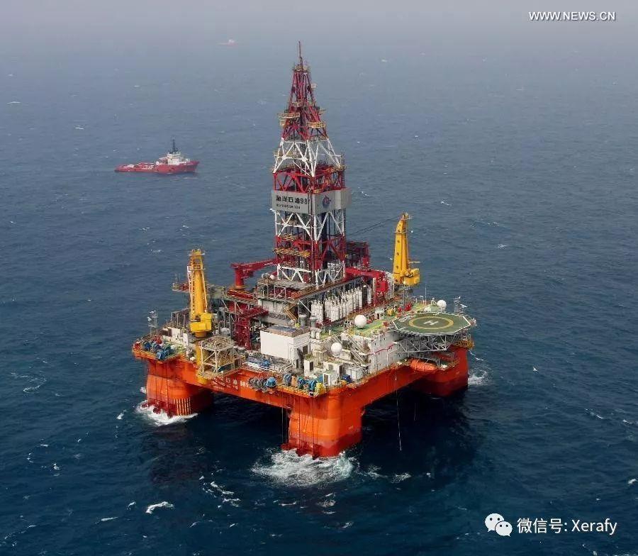 看中海油如何利用RFID实现其宏大的海上产油目标