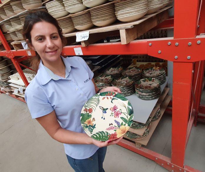 巴西一陶瓷公司利用RFID技术提高效率