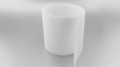 Zanders推出天然耐油脂纸