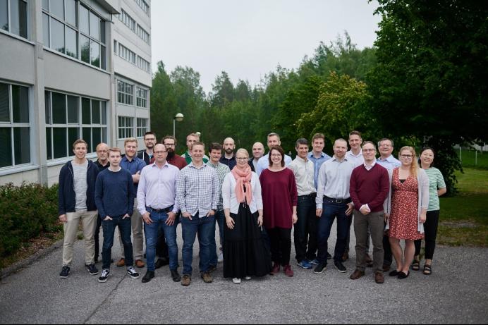 RFID测试先驱——芬兰Voyantic的故事