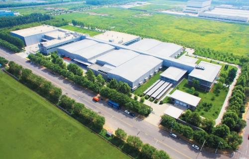 万可中国携TGW借电子标签等手段打造工业4.0高效物流系统